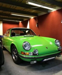 TS Classics 911 Targa grün