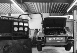 TS Classics Lippstadt - Werkstatt